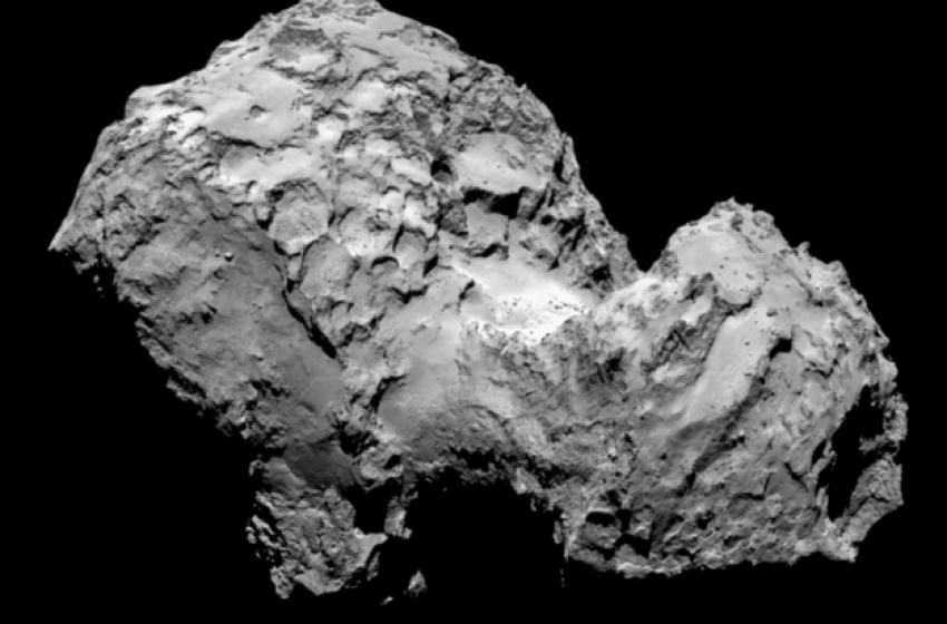 Rosetta fotografa la Cometa Churyumov-Gerasimenko