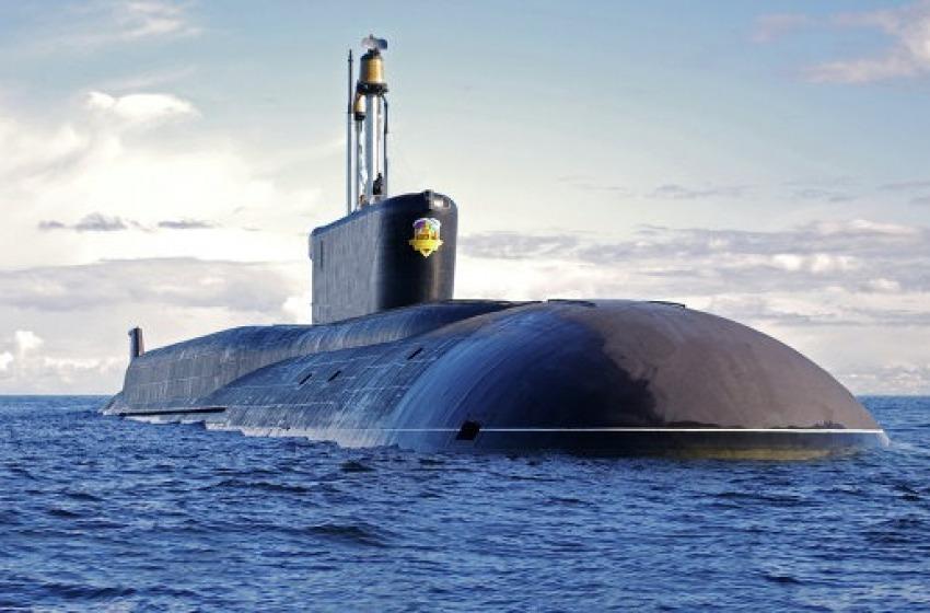 Borei Class Submarine Alexander Nevsky