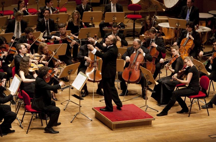 Claudio Abbado e Mozart Orchestra