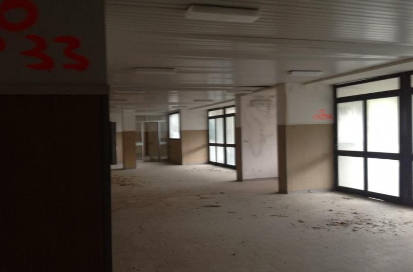 l'ospedale fantasma di penne