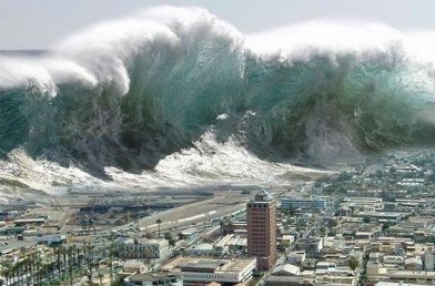 Tsunami in Africa