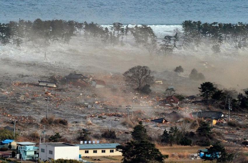 Terremoto-Tsunami in Giappone