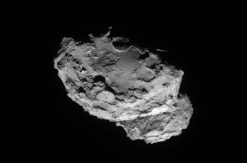 La sonda Rosetta