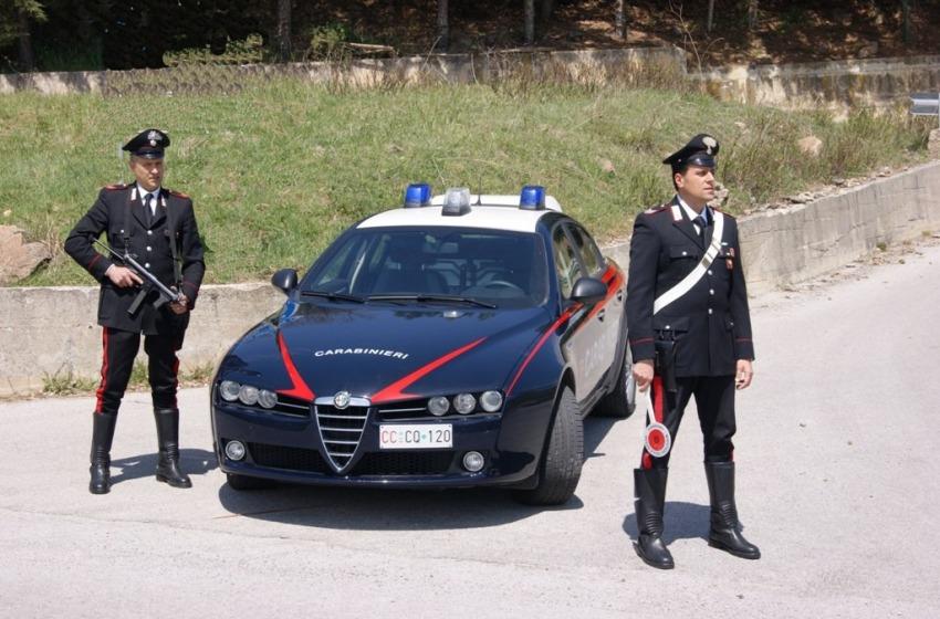 I Carabinieri arrestano per evasione un uomo e una donna