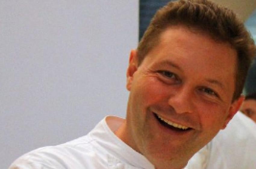 Il pluristellato Chicco Cerea venerdì ai fornelli de Les Paillottes