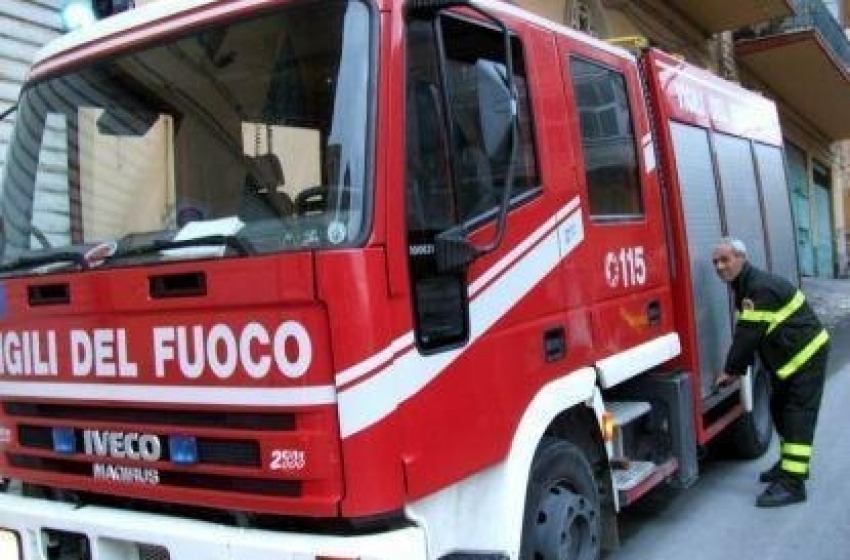 Boato in un appartamento di Fossacesia, intossicate 4 persone