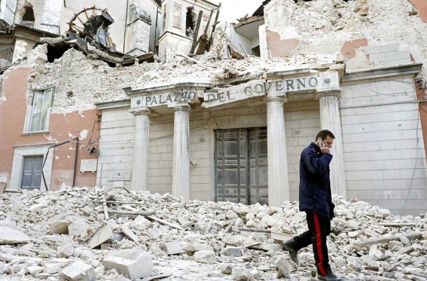 L'Aquila, rischio prescrizione per i crolli del terremoto