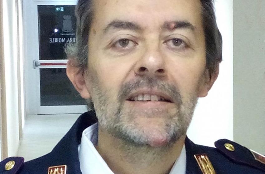 L'addio della Polizia di Stato al collega Giovanni Giangiuliani