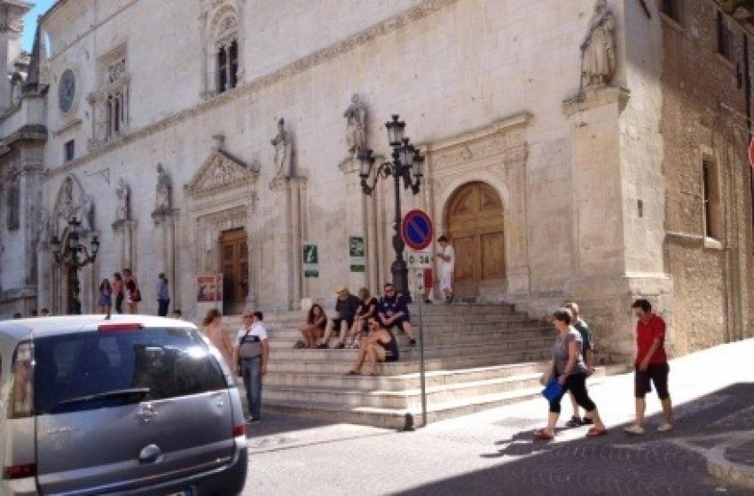 Sulmona, La Civita lancia l'Sos per il centro storico