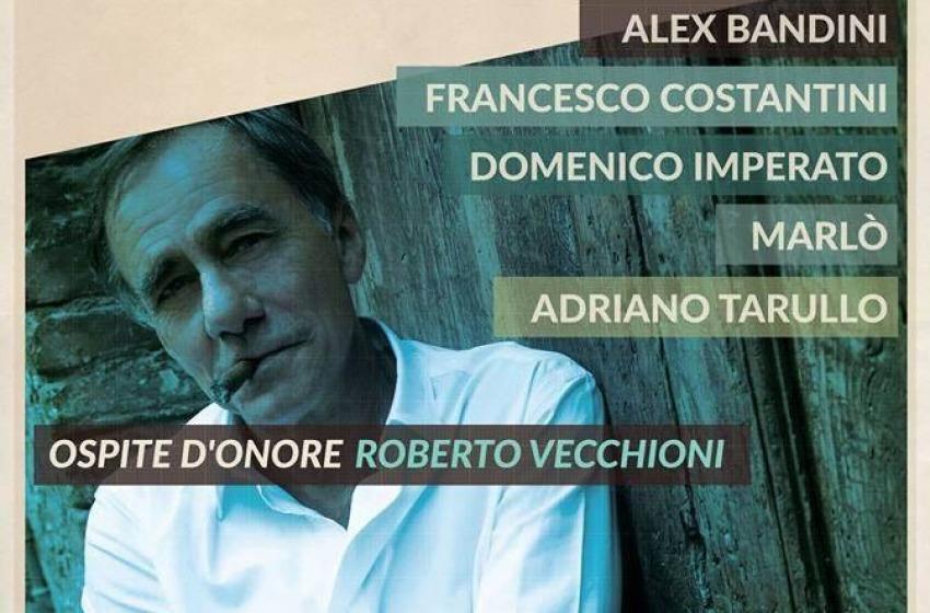 Il 30 agosto 'Il Tenco Ascolta' porta Roberto Vecchioni a Pescara