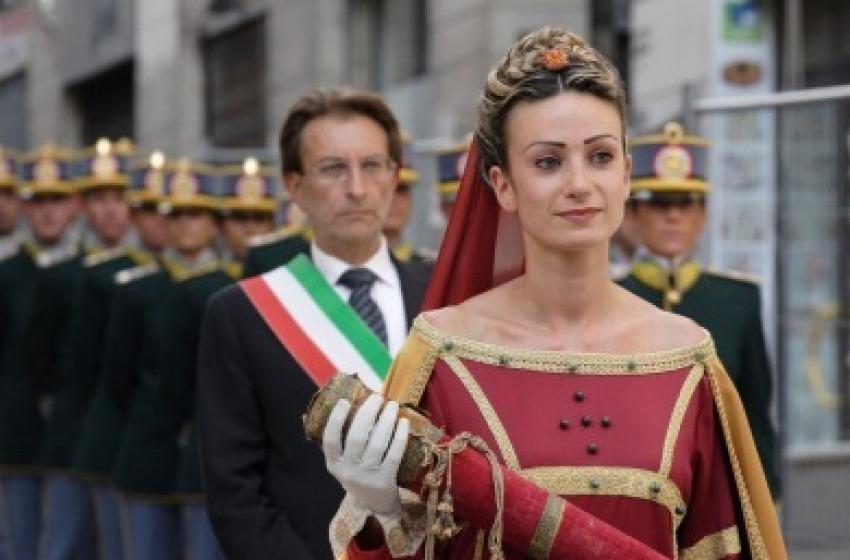 """La Perdonanza """"vola"""" sul satellite grazie a Telespazio e Alenia"""