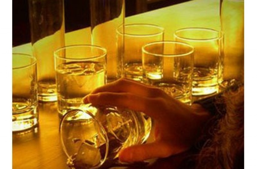 Week end di alcool e droga