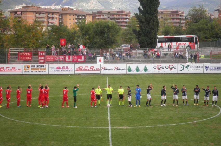 """Gli ultras del Sulmona Calcio formano la """"Ovidiana"""""""
