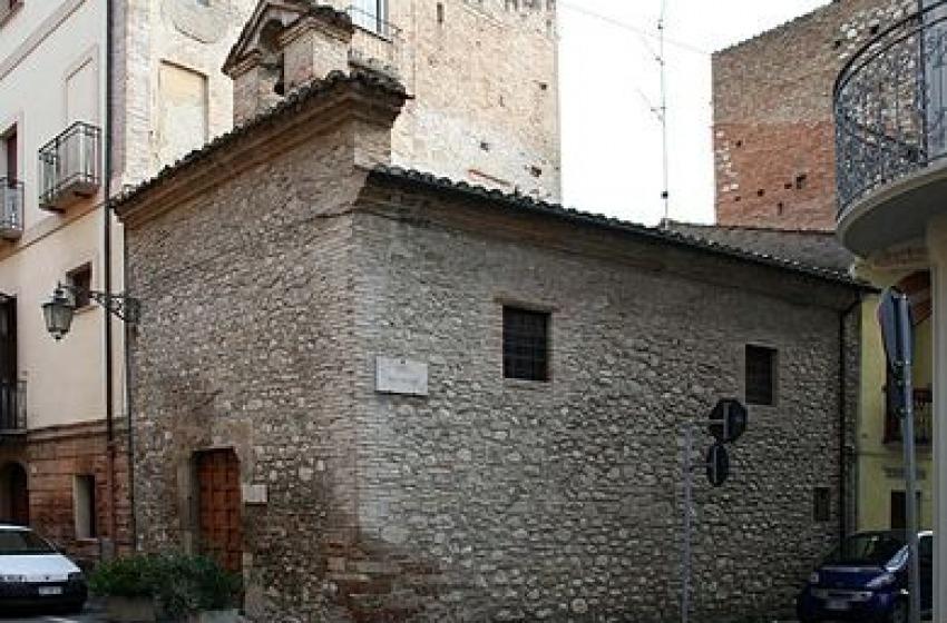 Violata da ignoti la chiesa di San Luca. La denuncia del Vescovo