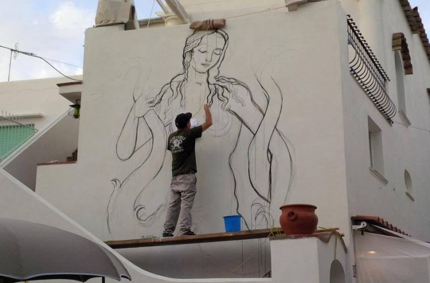 The Island Of Art, l'Alviani Art Space a Capri