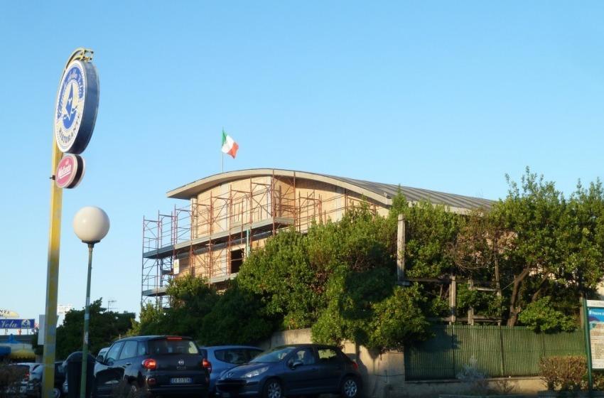 Via Primo Vere, cantiere sequestrato dalla Procura di Pescara