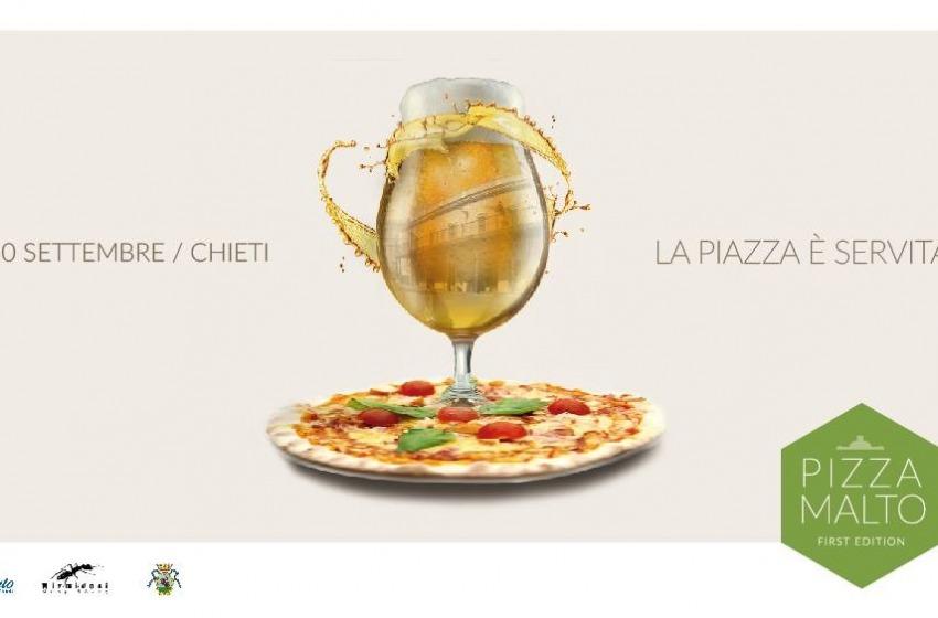 """""""Pizza Malto"""" a Chieti venerdì 19 settembre"""