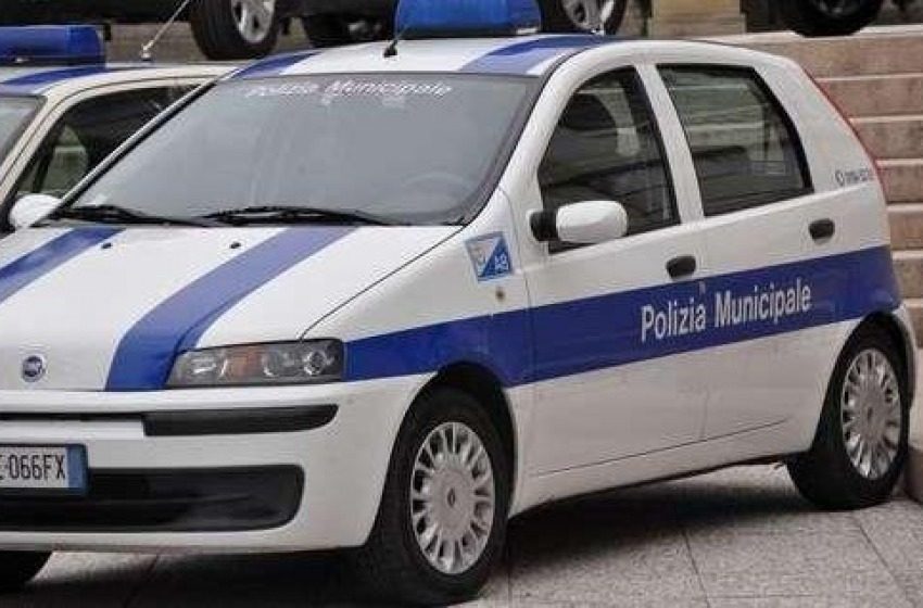 In Abruzzo è stato di agitazione per la polizia locale