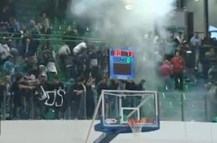 Basket, derby vietato ai tifosi rosetani per ordine del prefetto