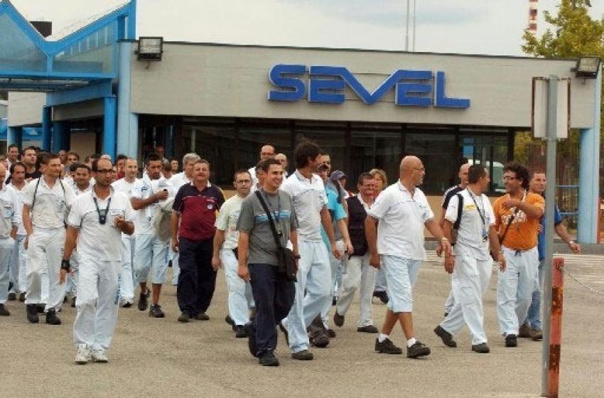 Sevel, balletto di cifre sullo sciopero dei lavoratori