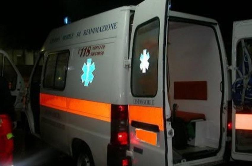 Incidente stradale nella notte: grave un 26enne di Cepagatti