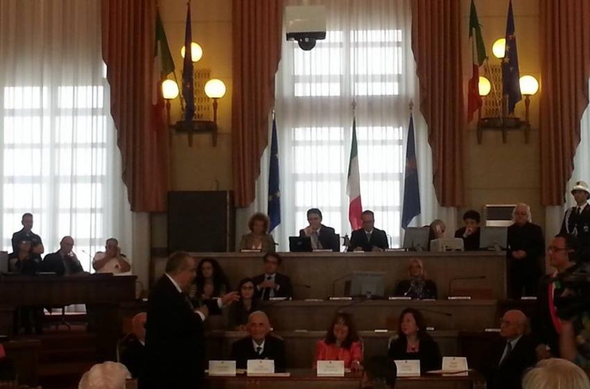 A Franco Farias il Ciattè d'Oro: «Istituzioni difendete l'informazione»