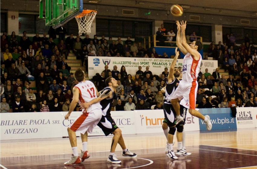 Basket: domenica 12 ottobre Olimpia Matera-Teate Chieti