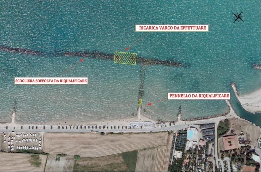 Roseto, Lungomare Trieste: al via lavori da 3,7 milioni