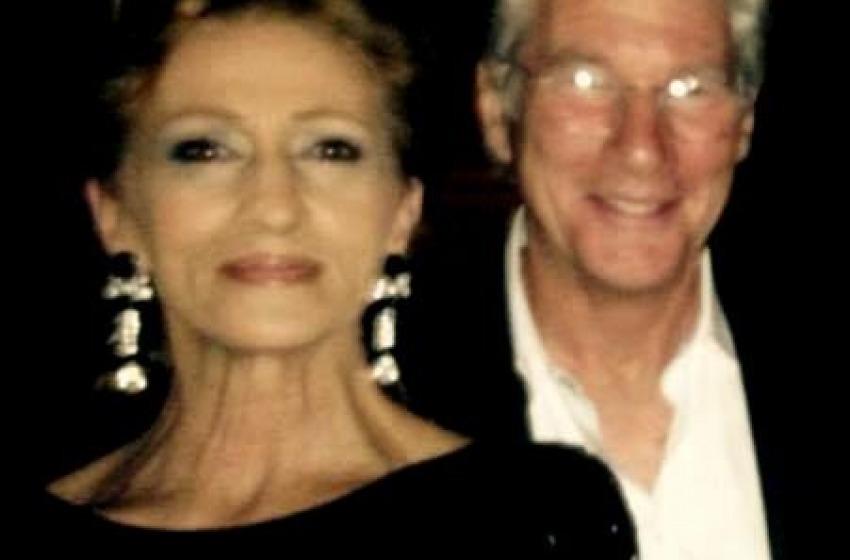 Paola Pelino: metti una sera con Richard Gere