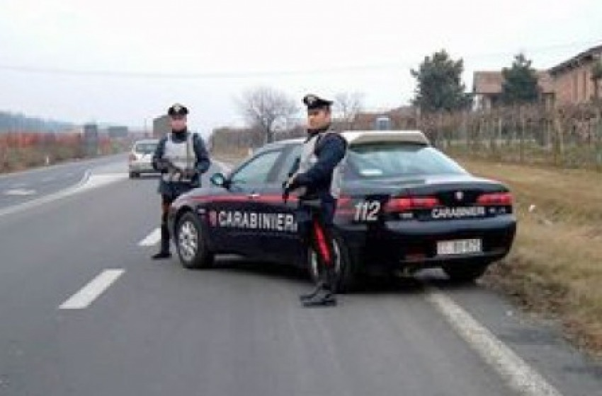 Rapina in villa a Giulianova