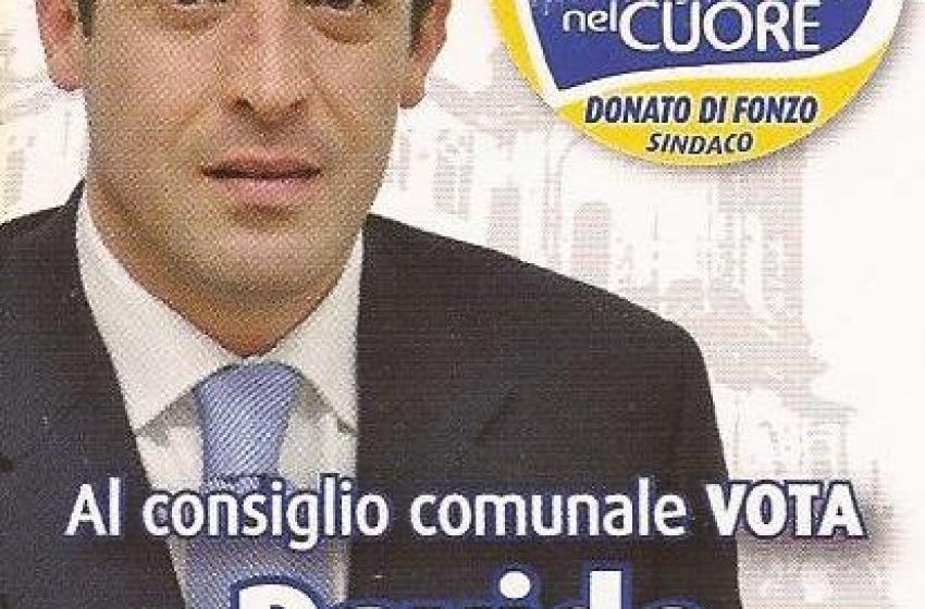 Lanciano, Davide Caporale si dimette da consigliere comunale