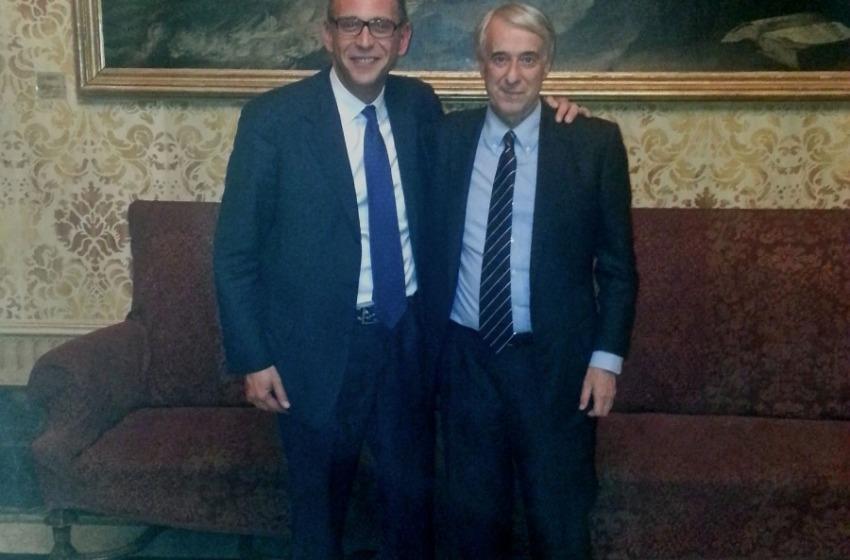 Alessandrini incontra Pisapia a Milano sull'Expò 2015