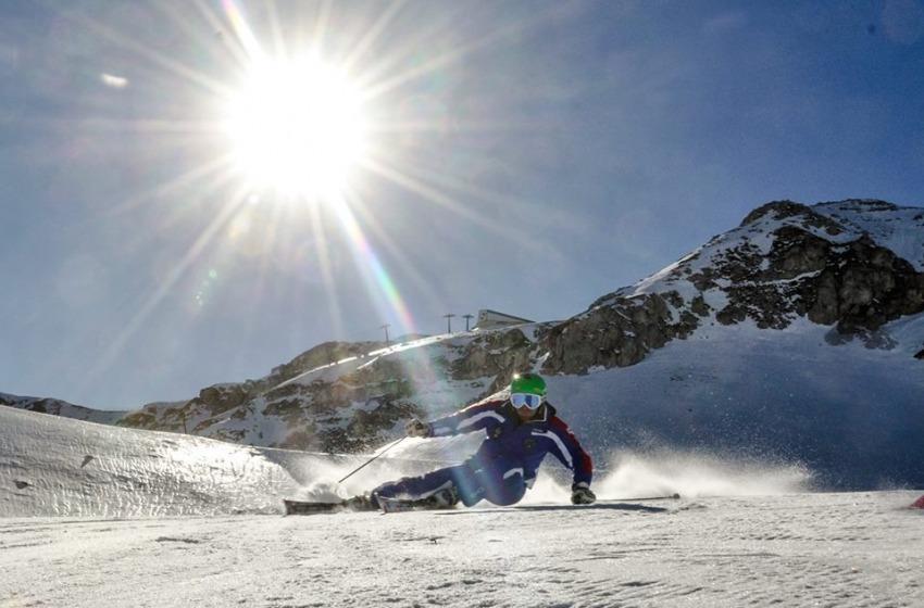 """Alfonso Trilli detto """"Il Formidabile"""" nuovo istruttore nazionale di sci alpino"""