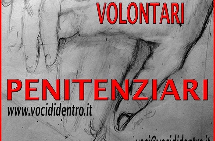 Corso di formazione per volontari penitenziari, al via la II edizione