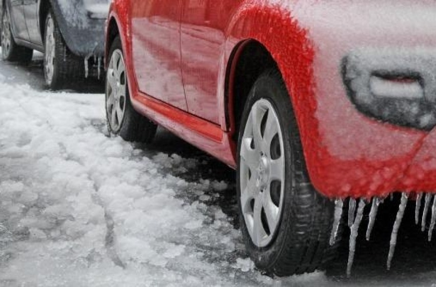 Chieti. Dal 15 novembre scatta l'obbligo delle gomme da neve