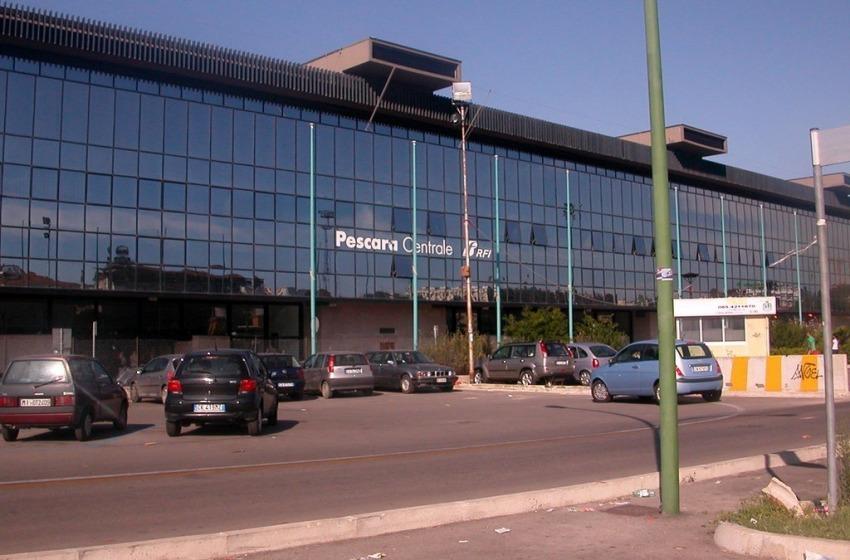 Pescara, allarme bomba in stazione