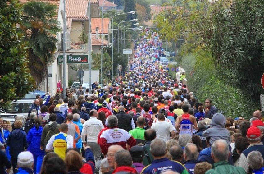 """Runners teatini onnipresenti nel circuito regionale """"Corrilabruzzo"""""""