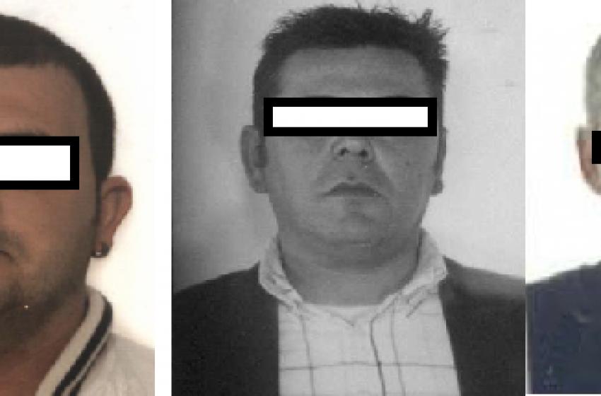 Da Napoli e Caserta per colpire in Centro Italia: ladri arrestati