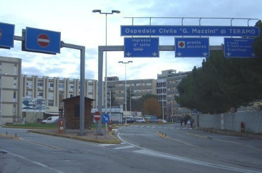 Neonata colpita da meningite all'ospedale di Teramo