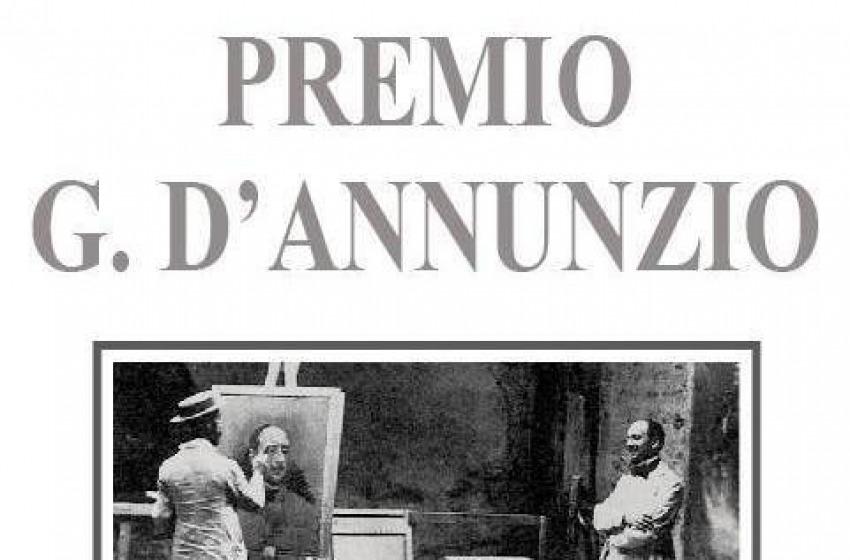 XXII Premio G. D'Annunzio, c'è la cerimonia finale