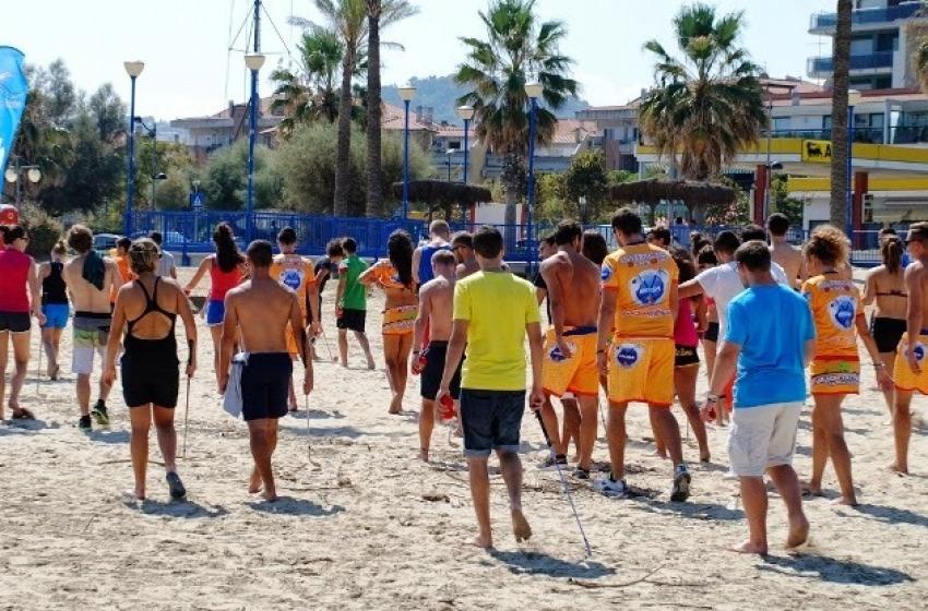 """Il Beach Golf: """"Vogliamo entrare nei Mediterranean Games"""""""