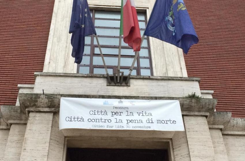 Pescara rinnova l'impegno contro la pena di morte