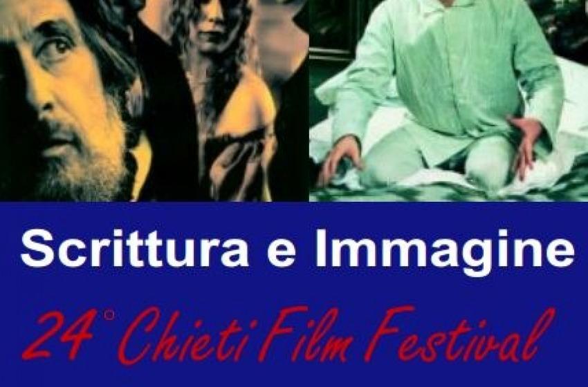 Al via la ventiquatresima edizione del Chieti Film Festival Scrittura e Immagine