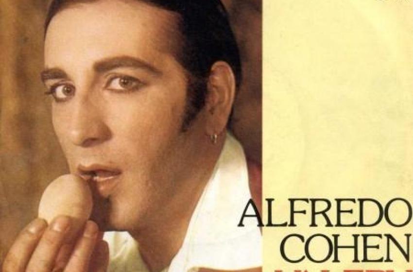 Morto l'attore e cantante Alfredo Cohen, funerali a Lanciano