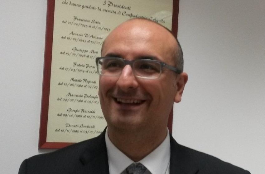 Marco Fracassi è il nuovo Presidente di Confindustria L'Aquila