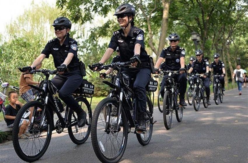 La polizia cinese arriva in Abruzzo per combattere il crimine
