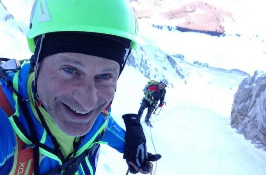 Slavina killer travolge e uccide due alpinisti sul Corno Piccolo