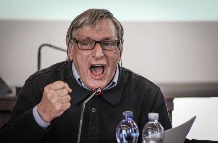 """Don Ciotti: """"La mafia all'Aquila c'era già prima del sisma"""""""