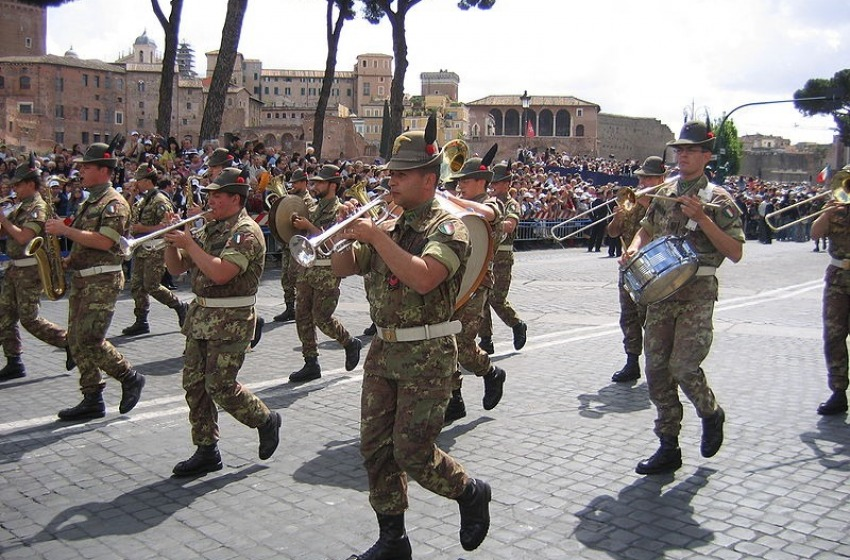 La Regione Abruzzo stanzia quasi un milione per l'adunata degli Alpini