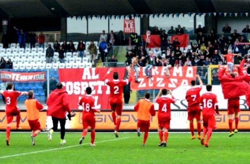 Goleada del Teramo che vince 4-0 contro il Savona